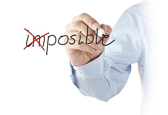imposible no